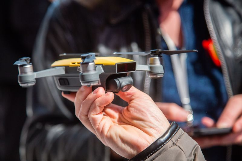 You once again have to register your drone—yes, even the