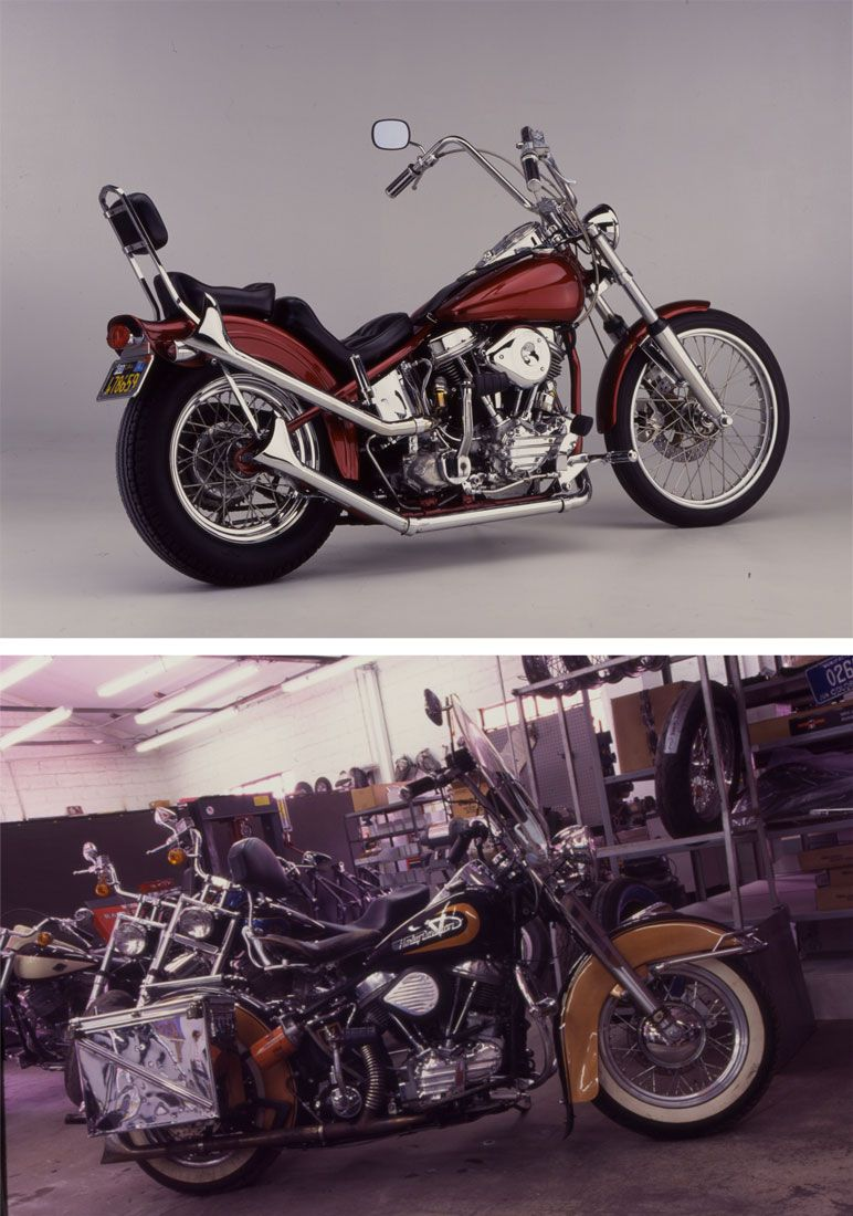 The History Of The Panhead | Cycle World