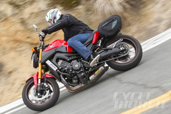 2014 Yamaha FZ-09 Long-Term Test Wrap-Up- Specifications- Review