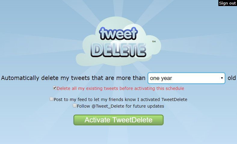 How to erase your embarrassing old Facebook and Twitter