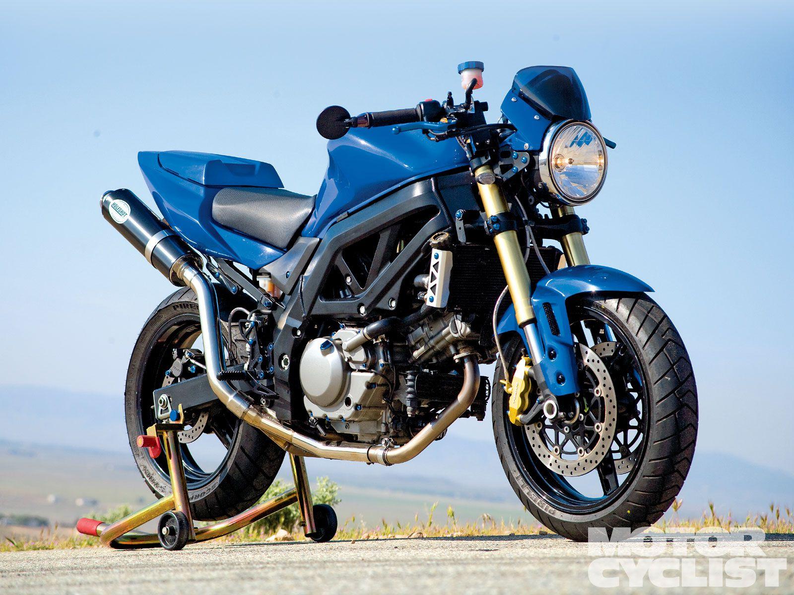 $3000 Streetbike Surgery | Suzuki SV650 | Motorcyclist