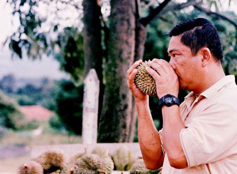 An Indigenous Malaysian Language Describes Smells As