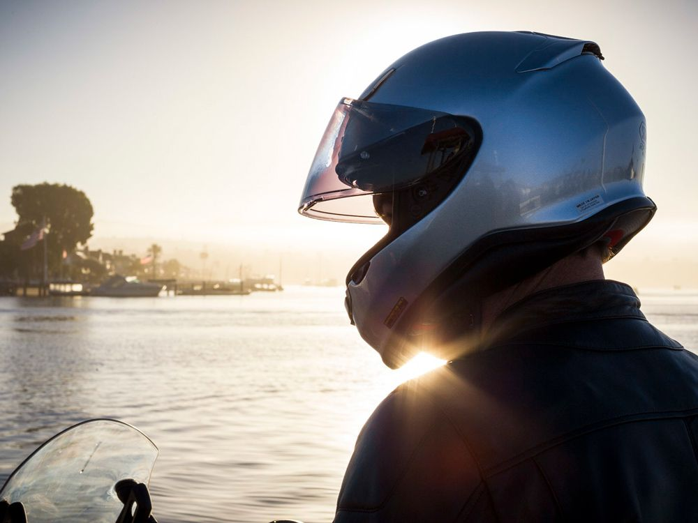 5 Ways To See Clearly On A Motorcycle Day Or Night Cycle World