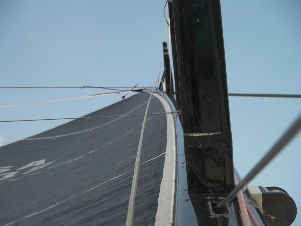 Mainsail Setup for Performance | Sailing World