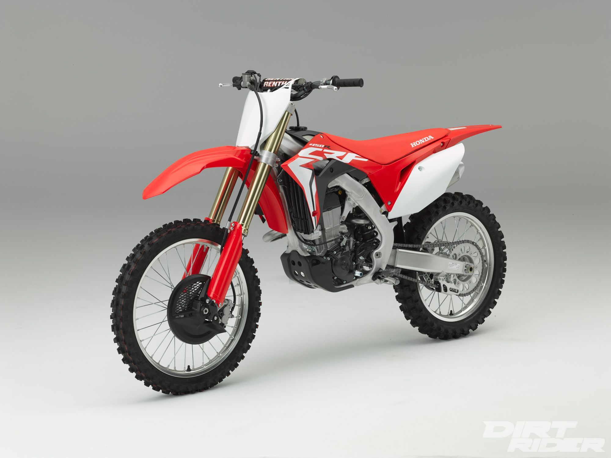 2017 Honda CRF450R & CRF450RX Announced | Dirt Rider