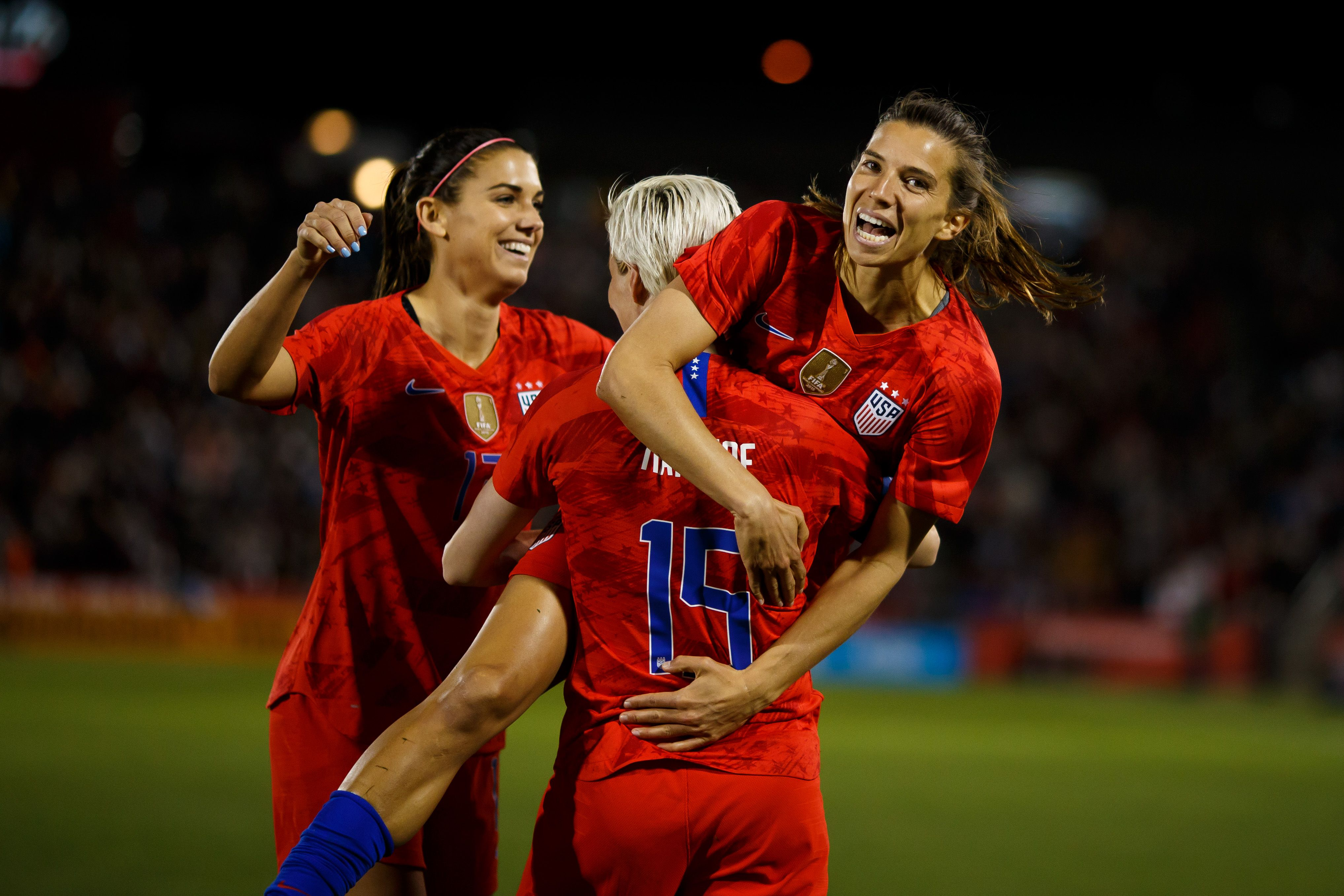Here is the US Women's World Cup roster - The Boston Globe
