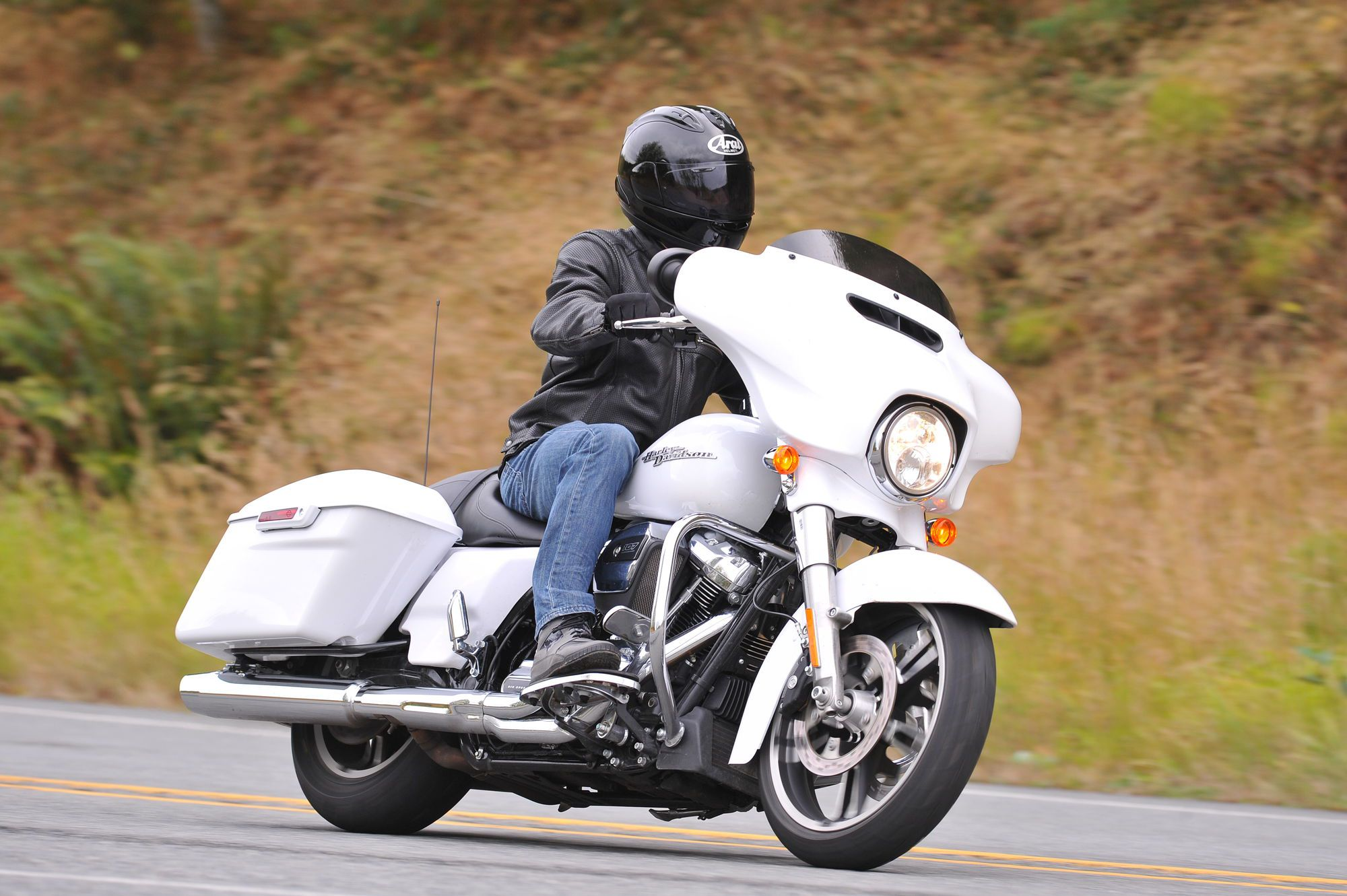 Harley-Davidson's 2017 Suspension Upgrade | Motorcycle Cruiser