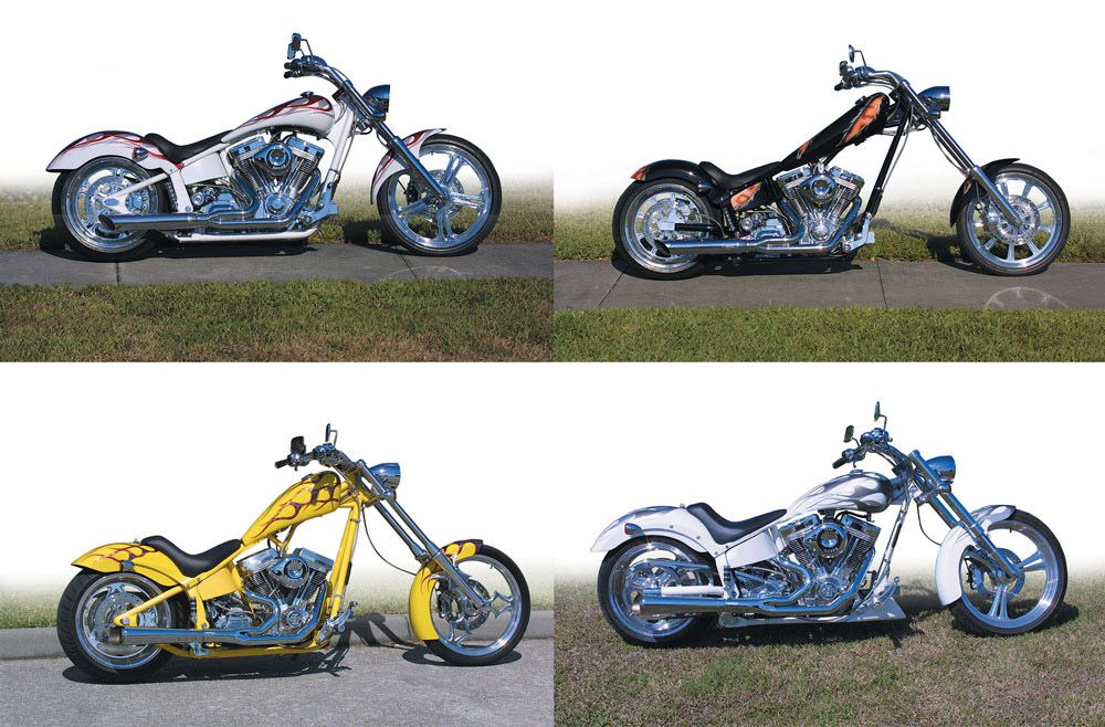 Send In The Harley-Davidson Clones | Motorcycle Cruiser