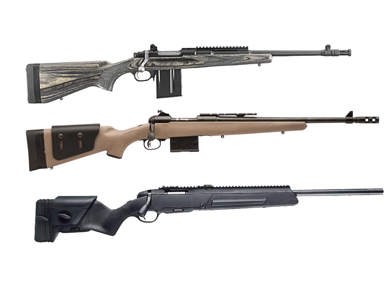 The Scout Rifle: Gun Test | Range 365