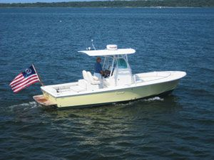 Boat Review: Hunt 25 Surfhunter CC | Marlin Magazine