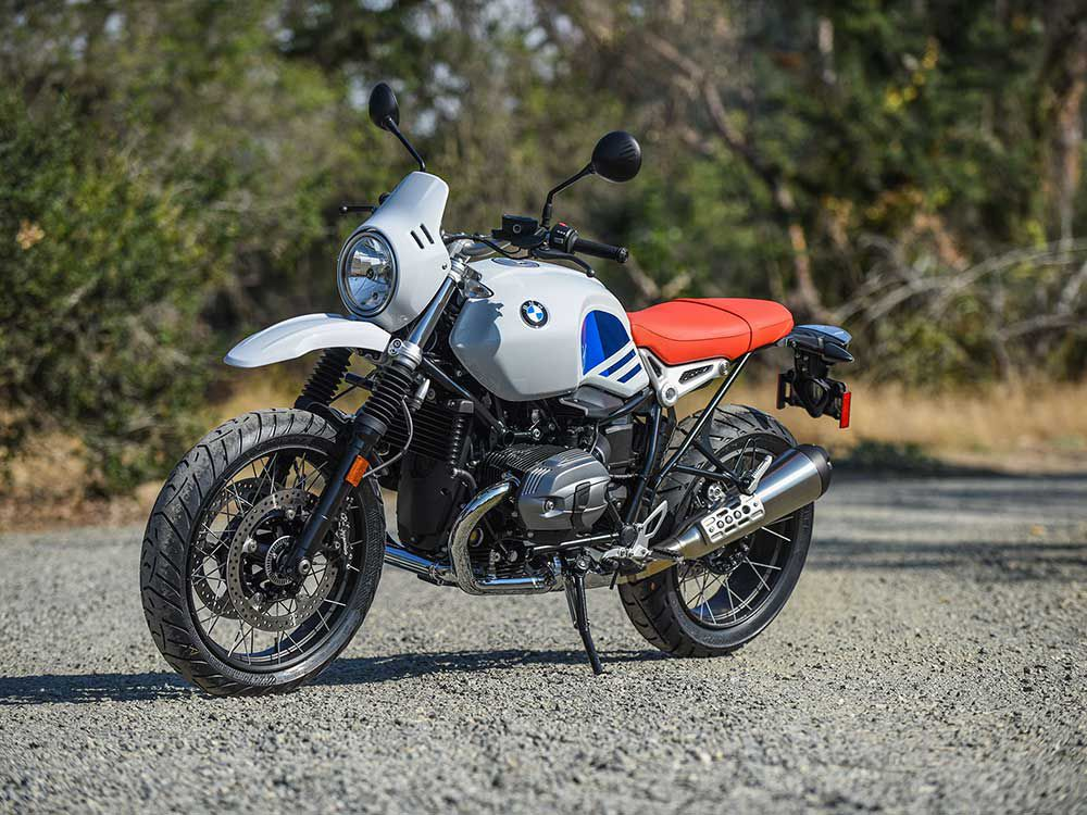 2018 BMW R nineT Urban G/S First Ride Review | Motorcyclist