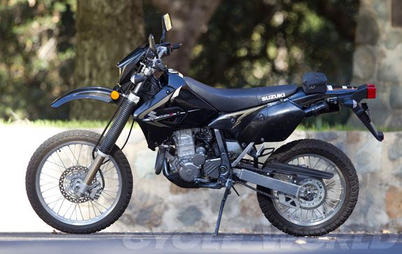Suzuki DR-Z400S Riding Impression- Motorcycle reviews- Cycle