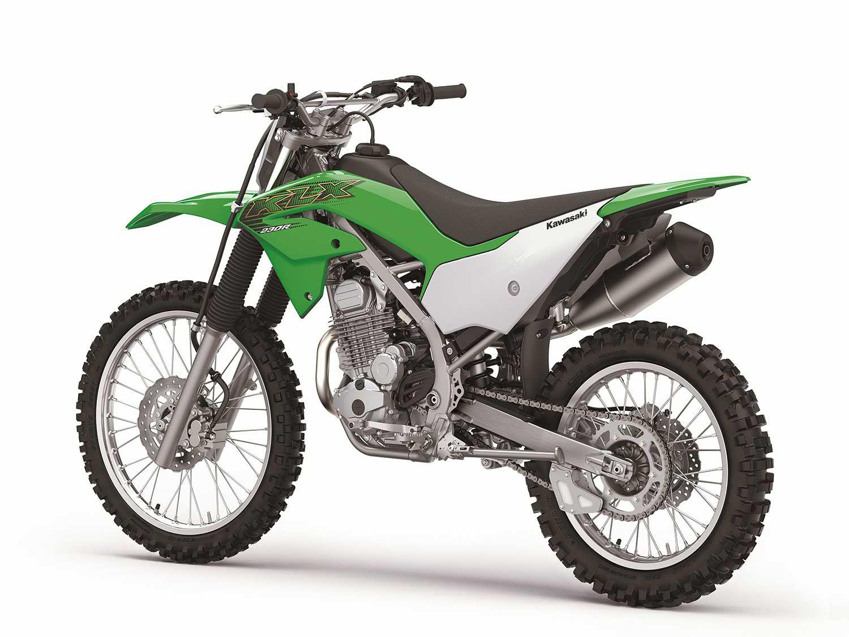Kawasaki Introduces 2020 KLX Off-Road And Dual Sport Models