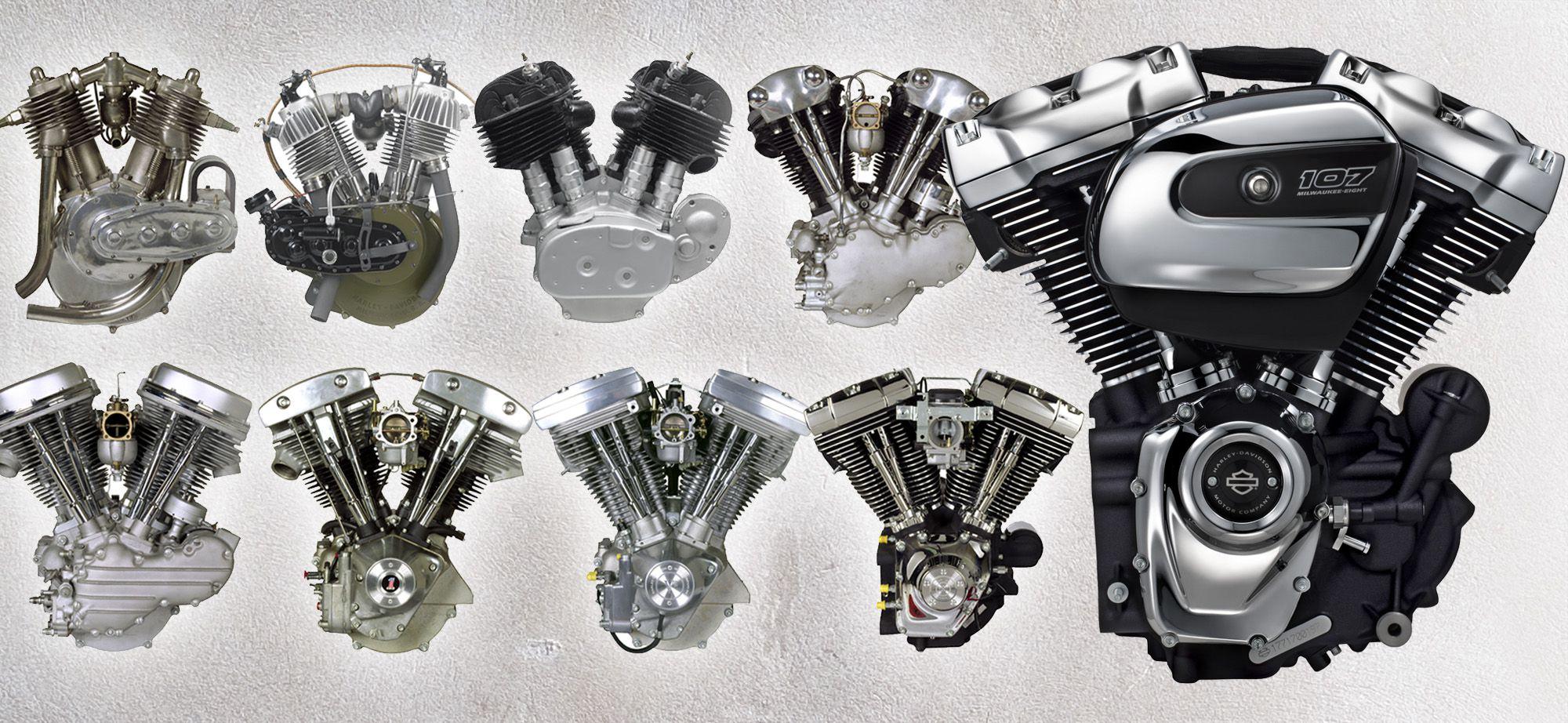 Screamin' Eagle Upgrade for the New Milwaukee-Eight Engine