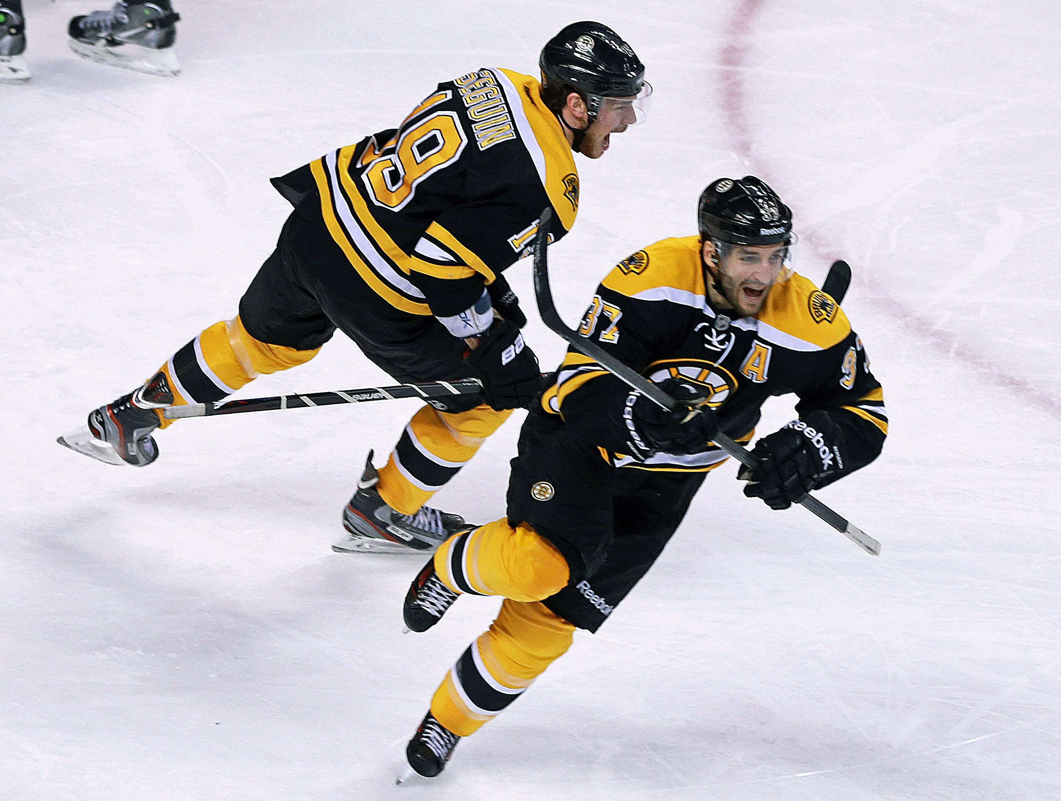 Game 7 Win Was The Bruins Miracle On Ice The Boston Globe
