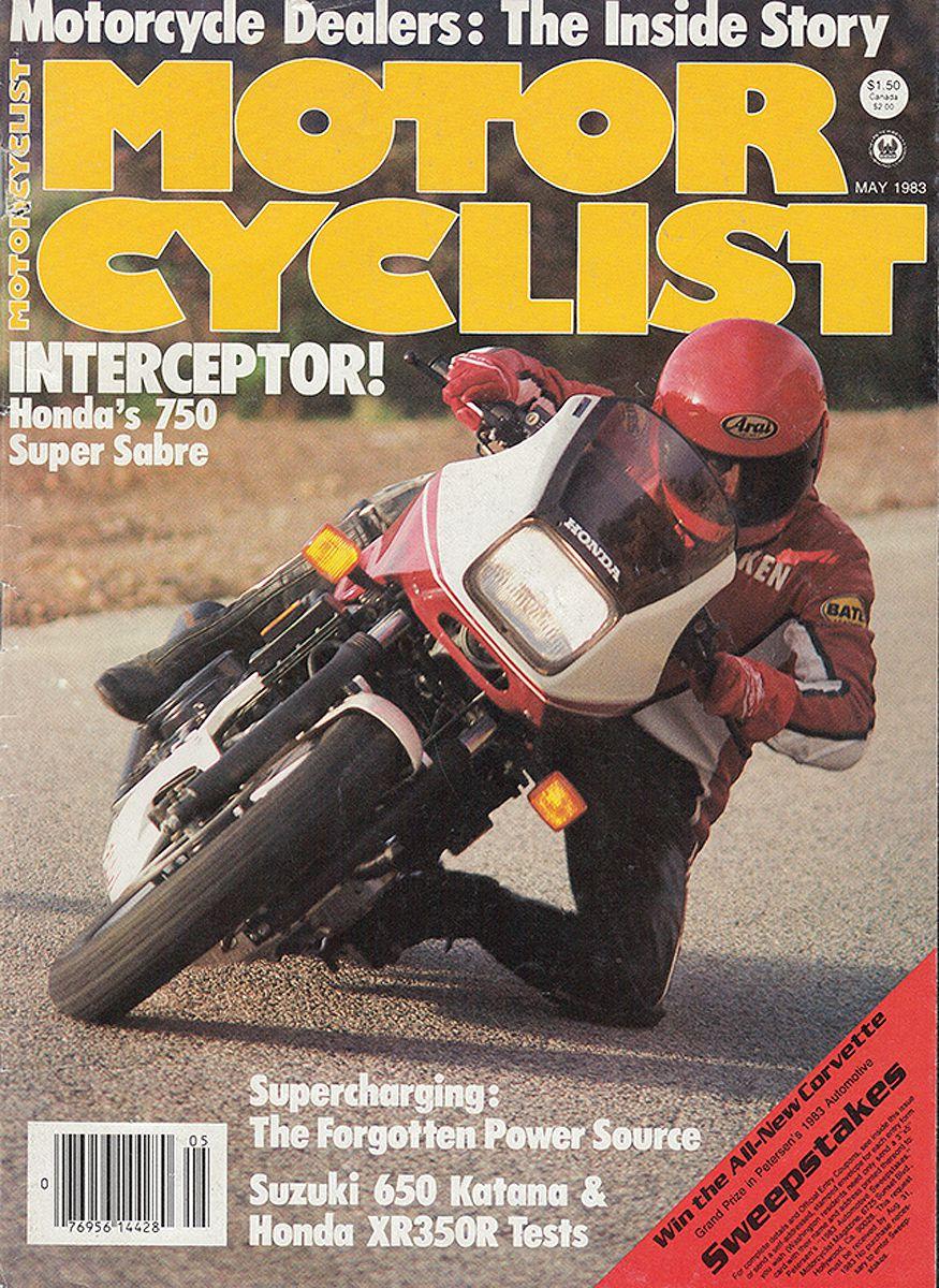 Roots: Honda V45 Interceptor | Motorcyclist