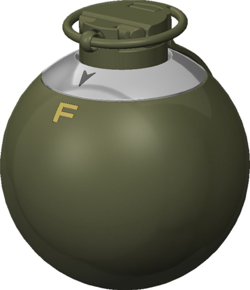 New Hand Grenade Design For U S  Army In The Works | Popular