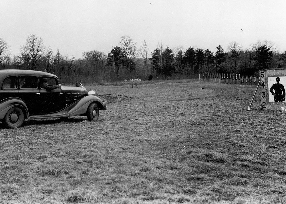 Bonnie and Clyde's getaway car has hidden lessons for cops in the