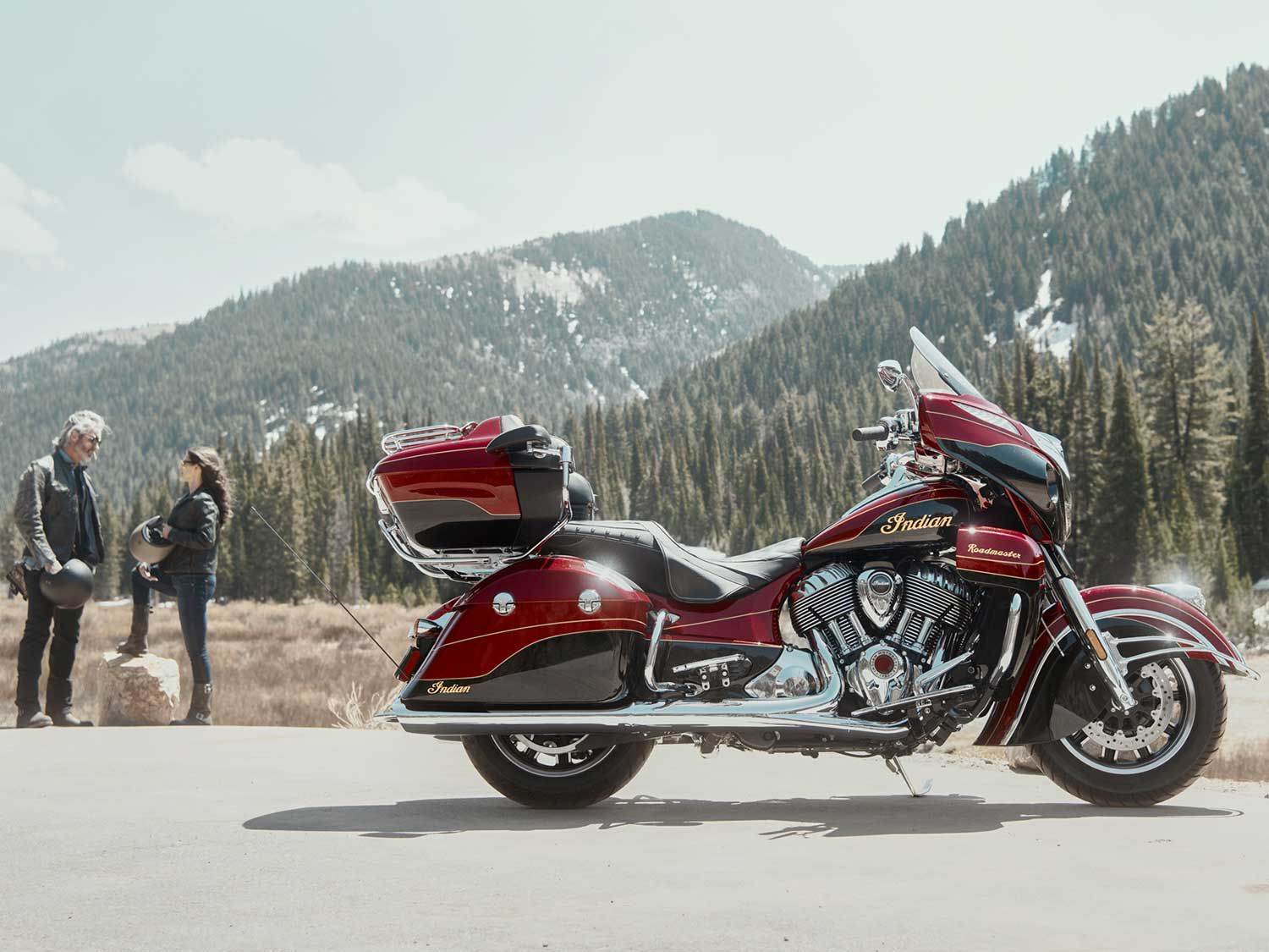 Indian Rolls Out The 2019 Roadmaster Elite, Its Ultra