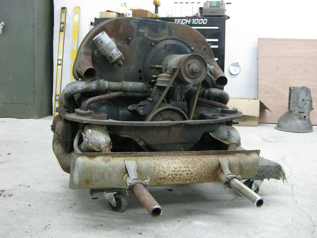 [FPWZ_2684]  The Dissection: A VW Engine | Popular Science | Vw Engine Piston Diagram |  | Popular Science