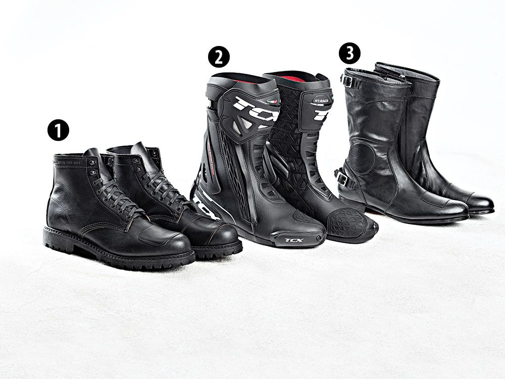 8d4ad0fd4bf 3 Badass Boots For Motorcyclists | Motorcyclist