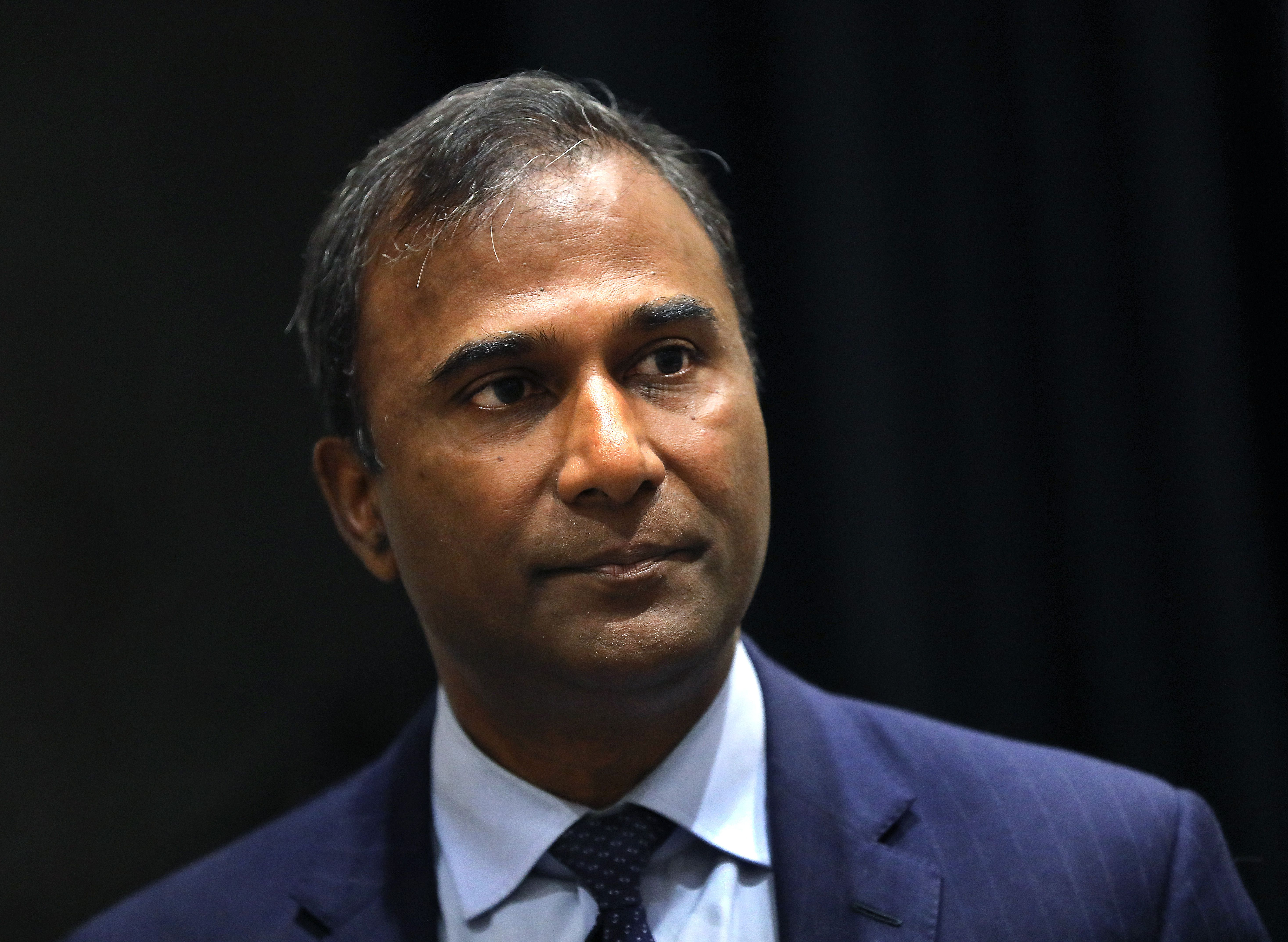 Shiva Ayyadurai The Candidate Who Represents Our Bizarre Political Climate The Boston Globe