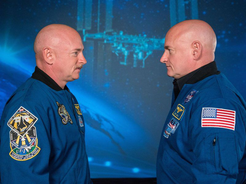 Twin Study Says Genetics To Blame For >> What Nasa S Twin Study Actually Taught Us About Living In Space