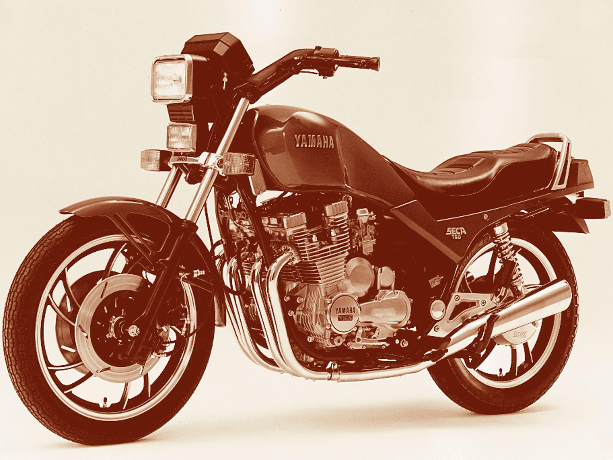 Retrospective: 1981 Yamaha Seca 750 | Cycle World
