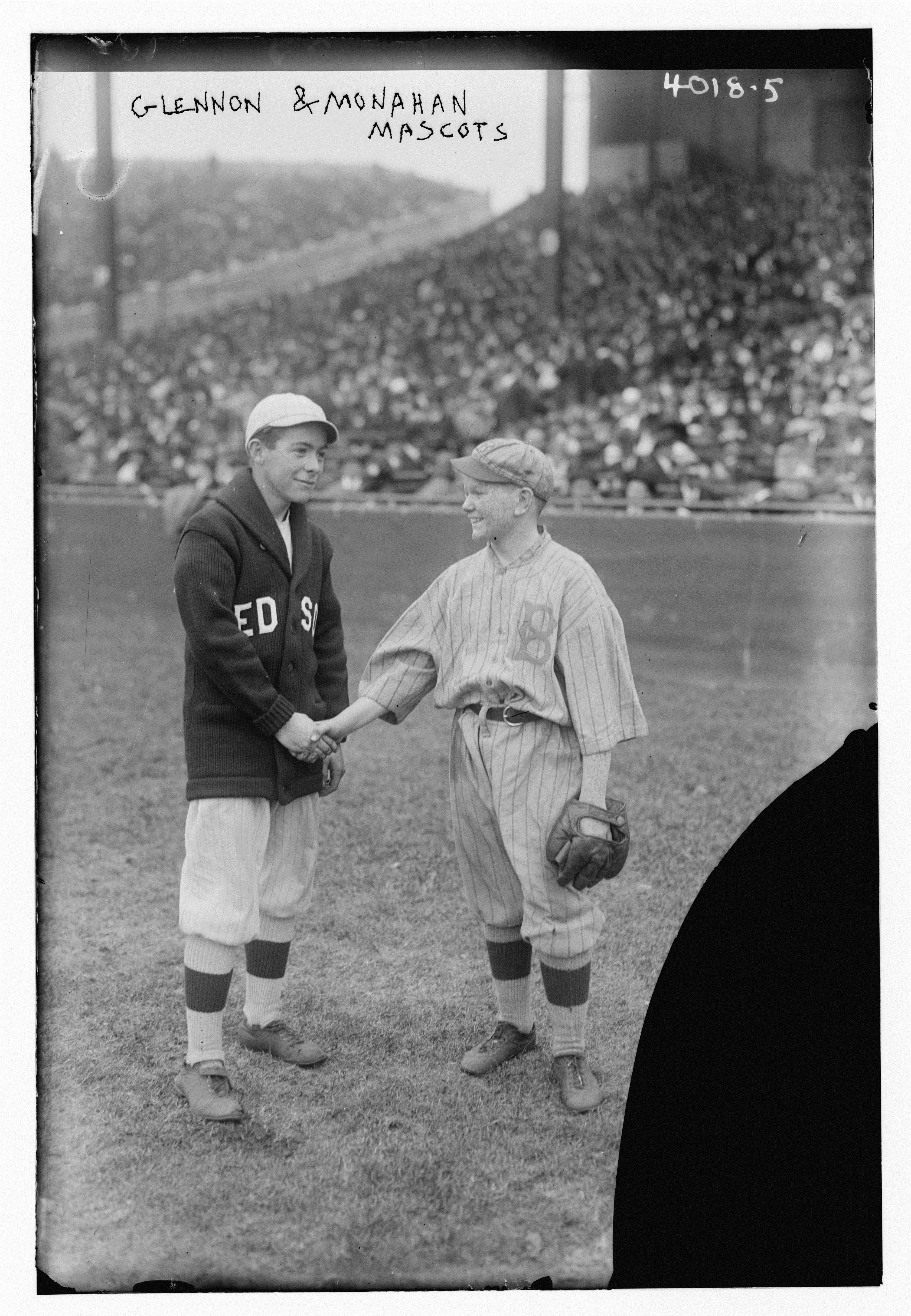Red Sox faced Dodgers' ancestor in 1916 World Series