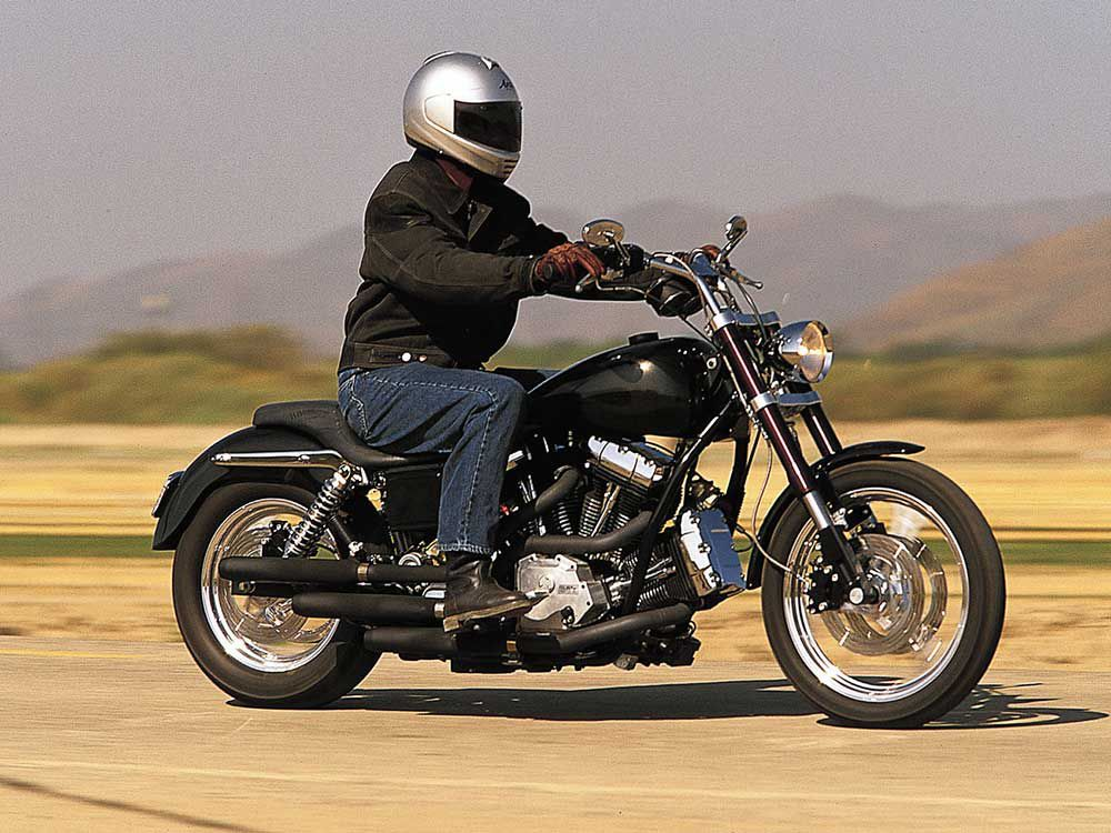 First Ride Aboard A Harley Mutant With A W3 Engine | Motorcycle Cruiser