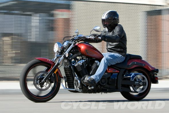 Yamaha Star Stryker- Middleweight Motorcycles | Cycle World