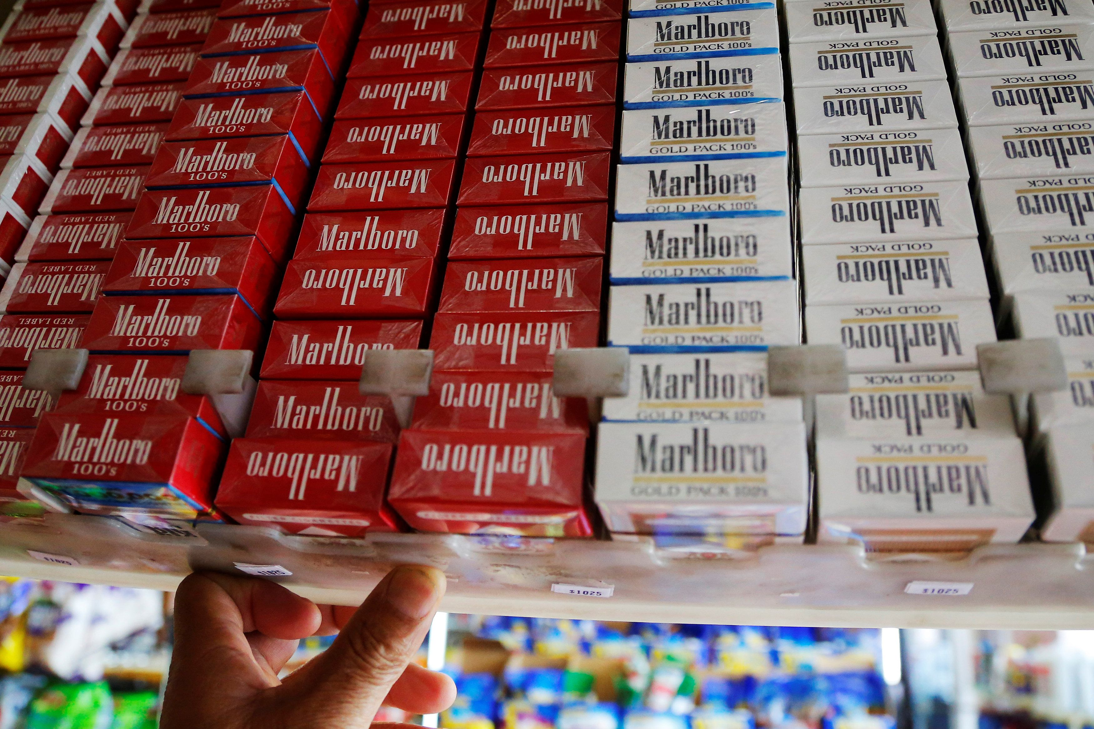 After Mass  raised its cigarette tax, smuggling exploded