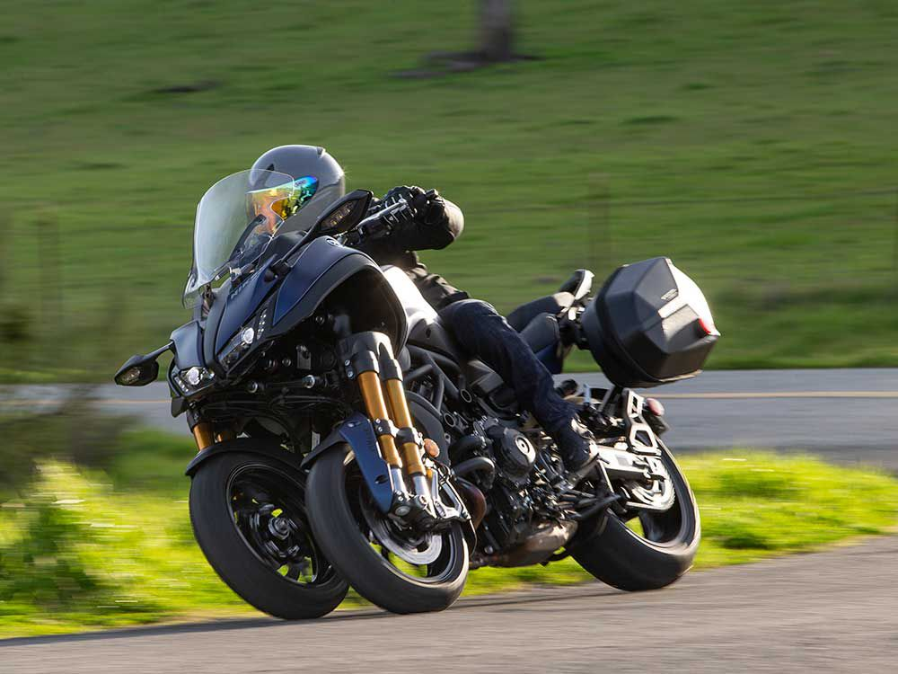 10 Thoughts About The 2019 Yamaha Niken Gt Motorcyclist