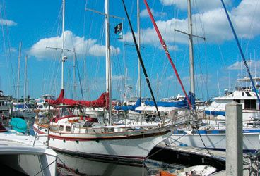 A Slip at What Price in the Sunshine State? | Cruising World