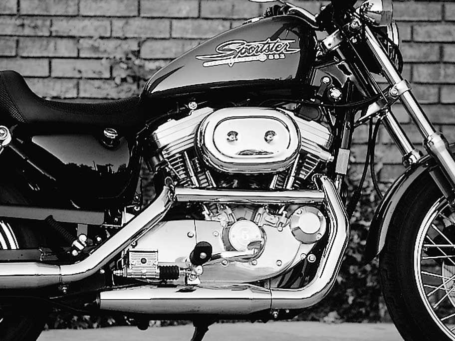 Delving Deeper with the 1997 Harley-Davidson Sportster 883