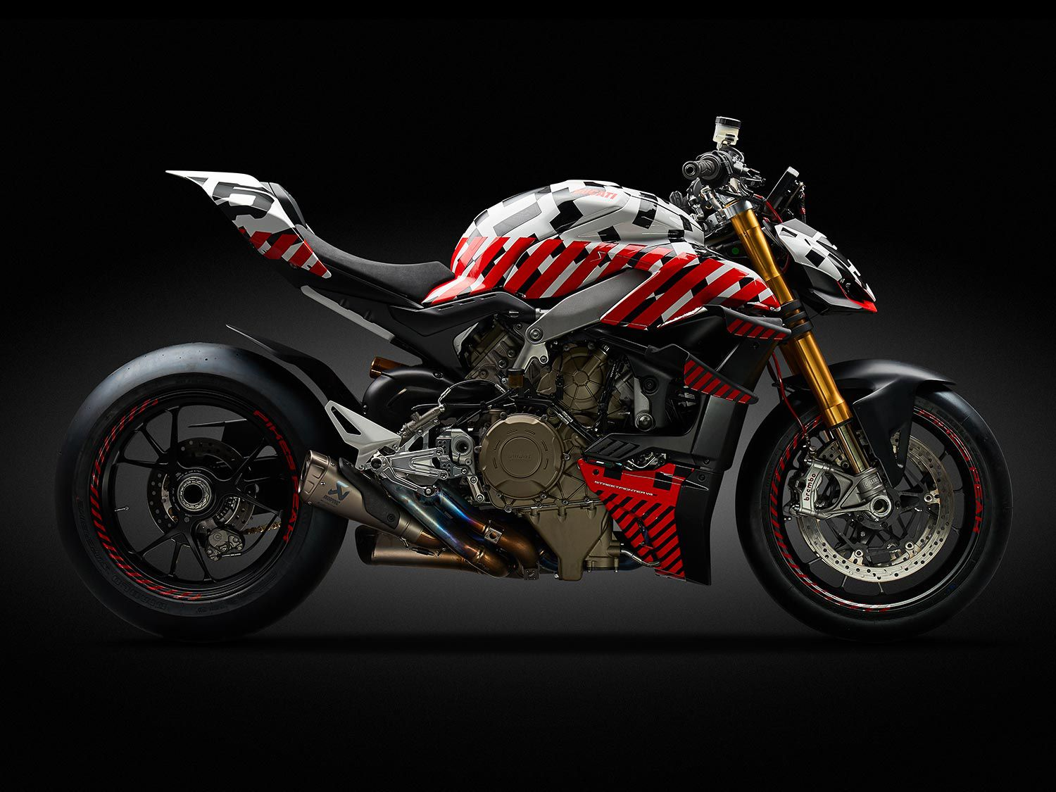Ducati S 2020 Streetfighter V4 Breaks Cover Cycle World