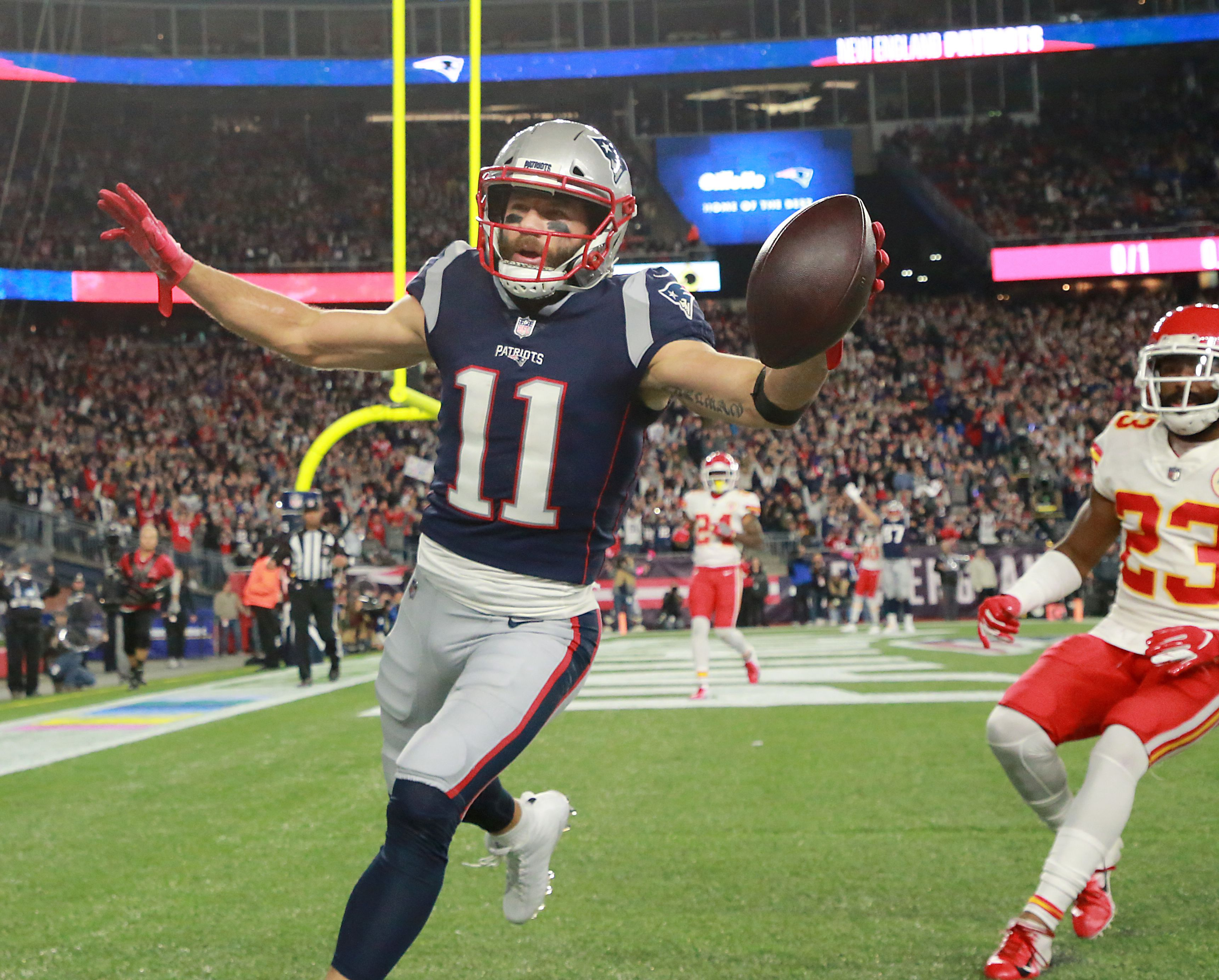 The Chiefs left too much time, and Tom Brady did what Tom