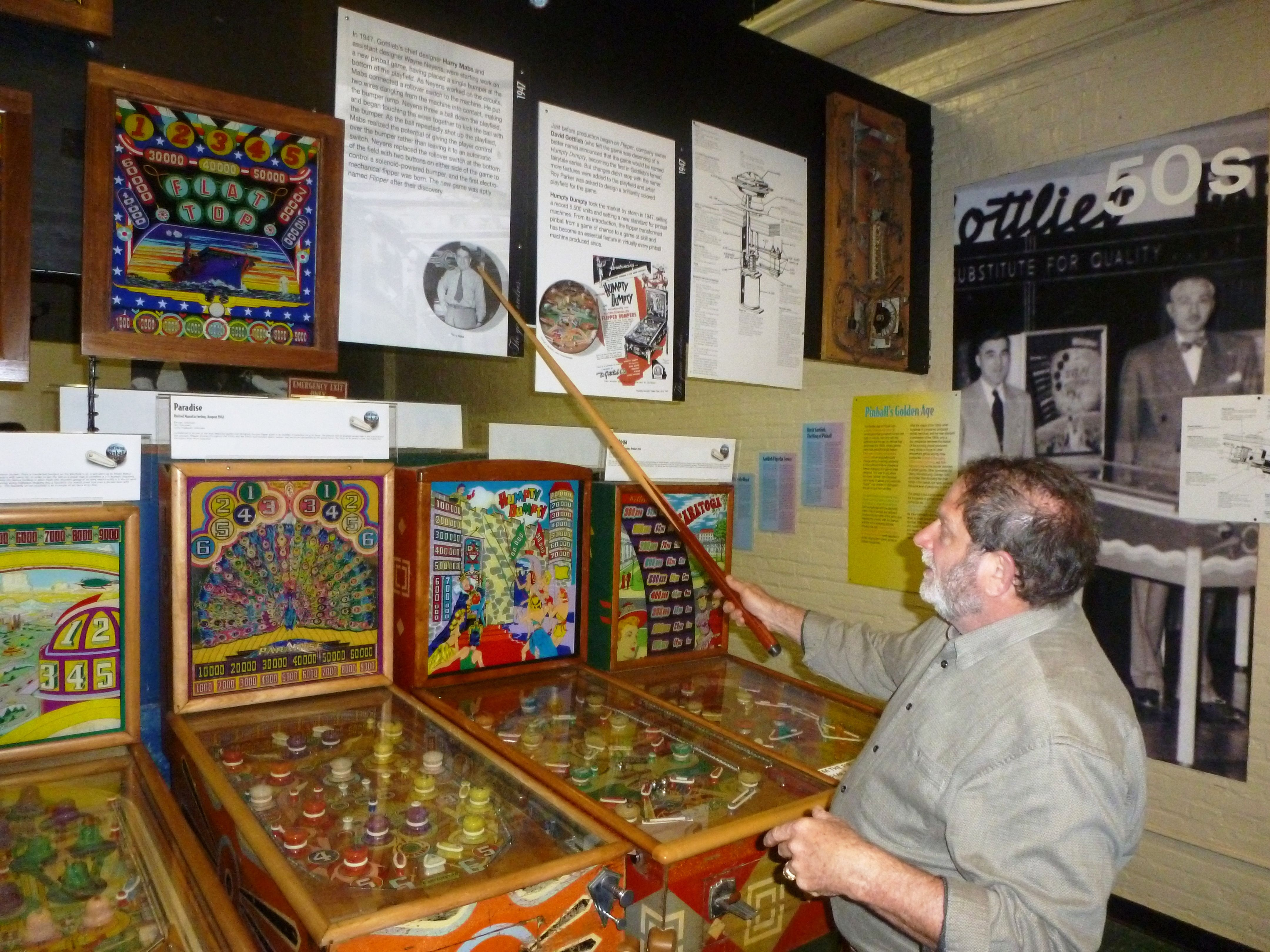 National Pinball Museum becoming a Baltimore draw - The