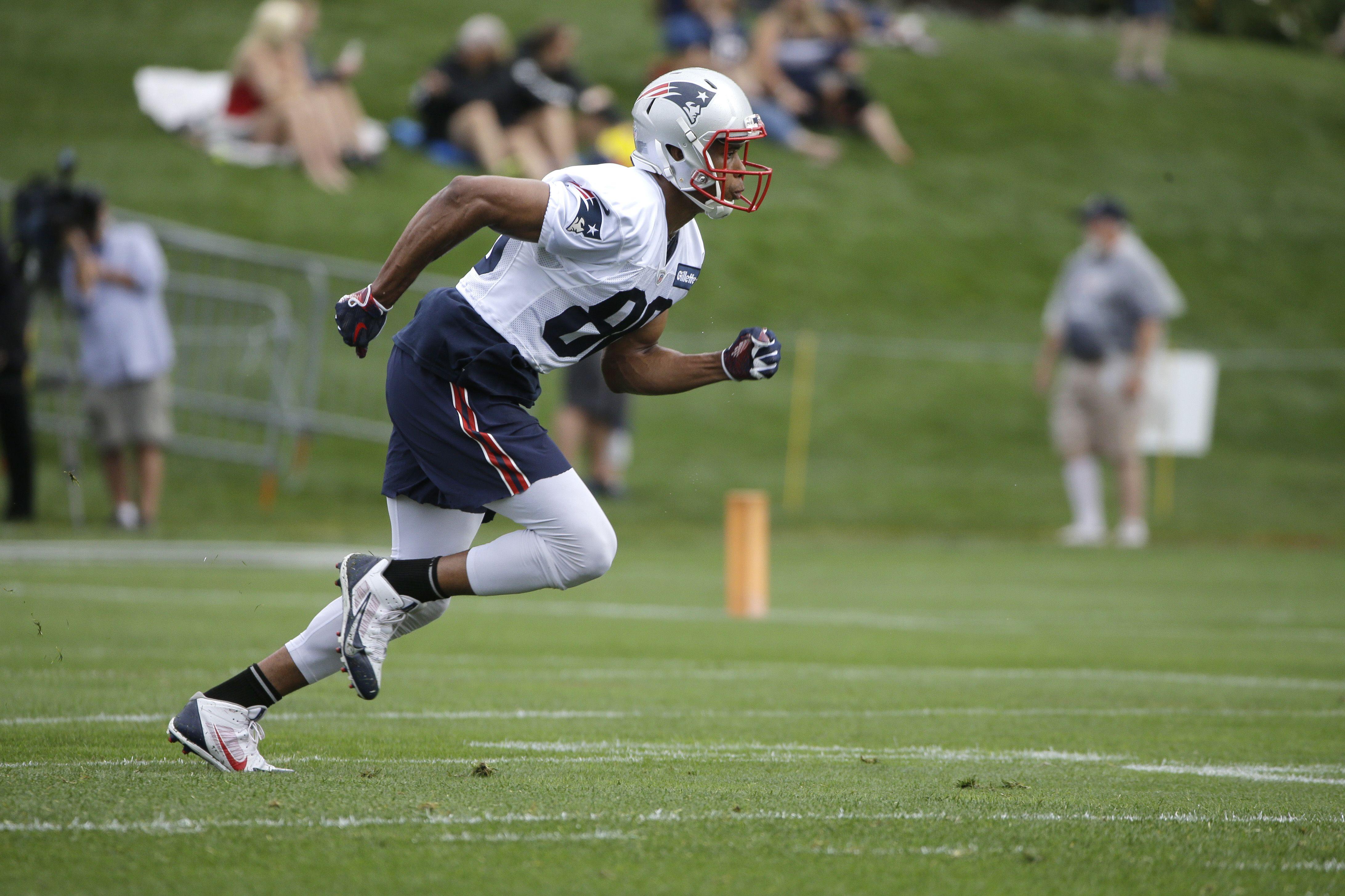 Patriots release wide receiver Jordan Matthews - The Boston Globe