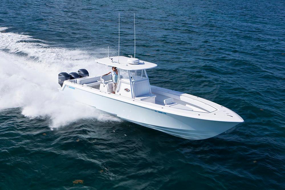 Best Center Console Boats Fishing Boats Salt Water Sportsman