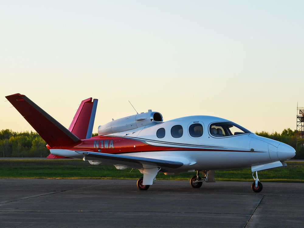 Faa Grounds All Cirrus Vision Jets Over Angle Of Attack Issues Flying