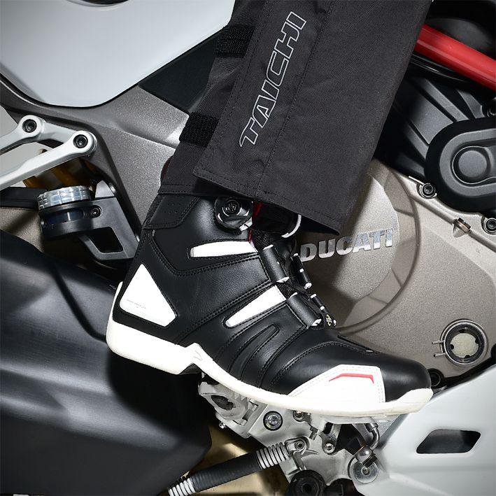 603527fe1 RS Taichi DryMaster BOA Riding Shoes | Cycle World