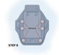 Replacing a Stern-Drive Bellows | Boating Magazine