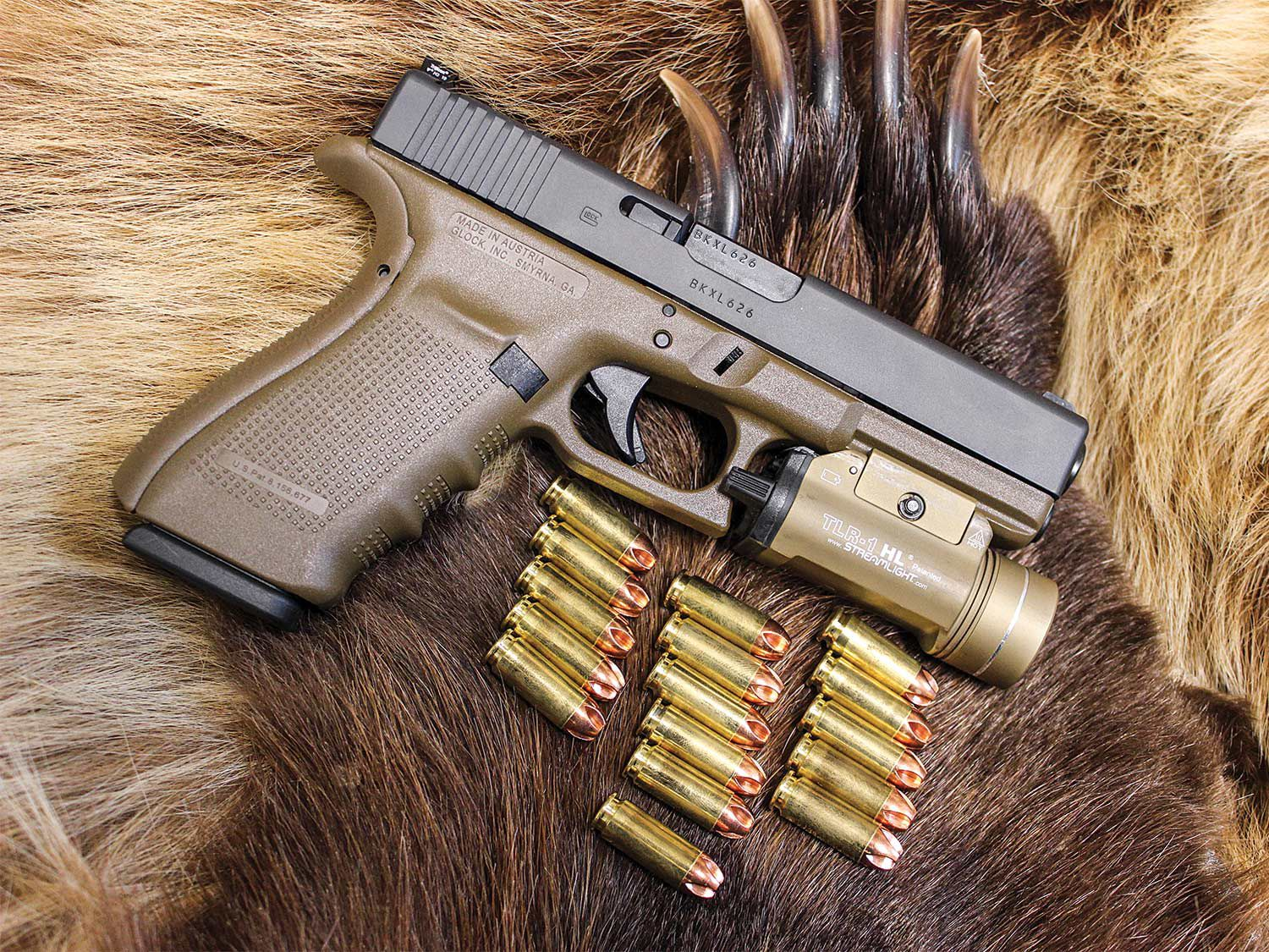 What's the Best Back Up Bear Gun: A Magnum Revolver or a