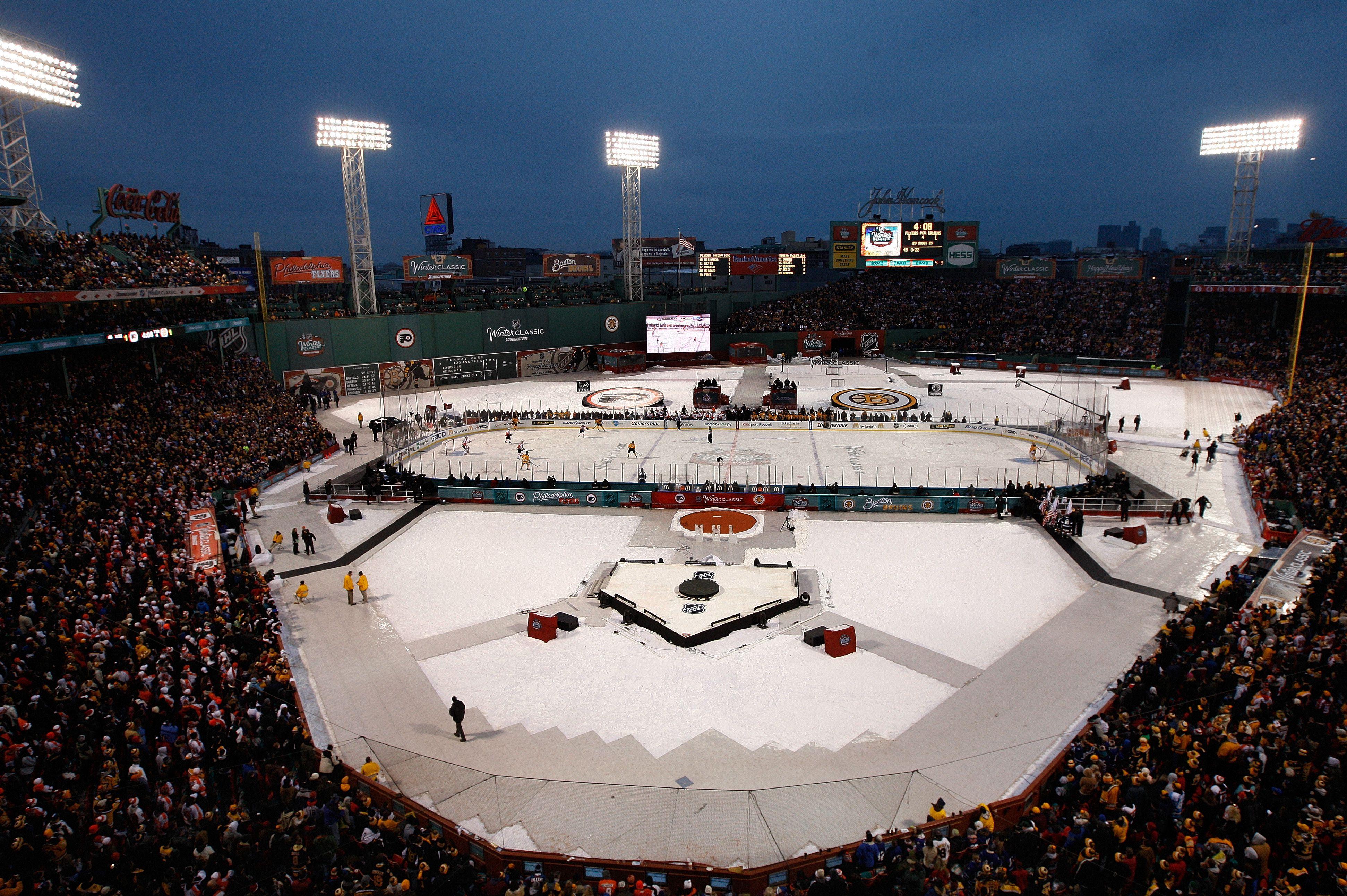 de23d110a Bruins will host 2016 Winter Classic at Gillette - The Boston Globe