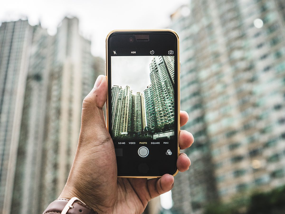 Eight things your phone's camera can do—other than snapping