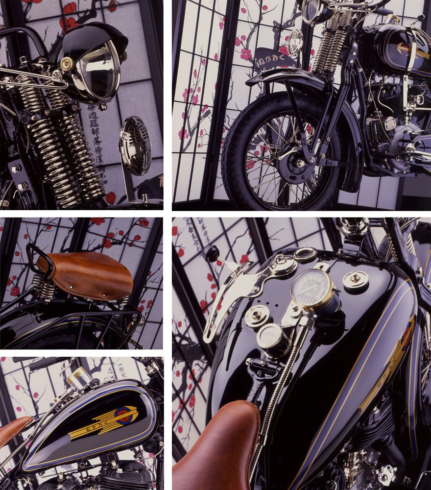 The Stranger Than Fiction Saga Of Harley Davidson S Japanese