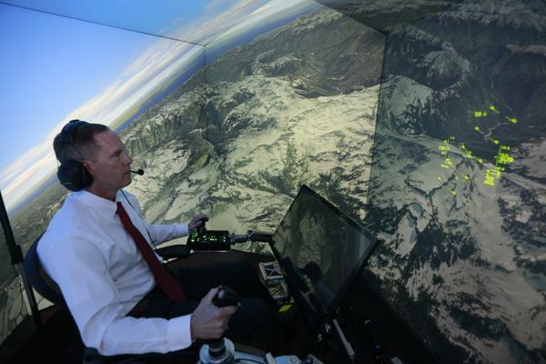 flight simulators | Popular Science
