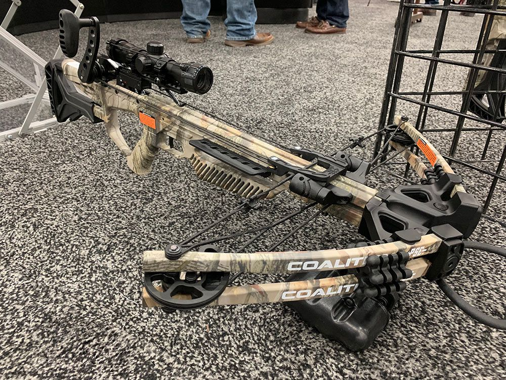 Best New Crossbows of the 2019 ATA Show | Field & Stream