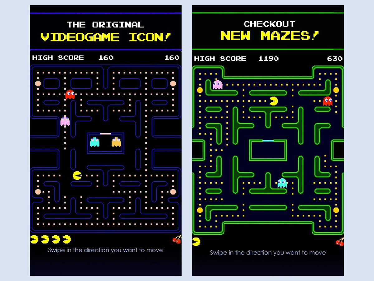 12 retro games that turn your smartphone into an old-school